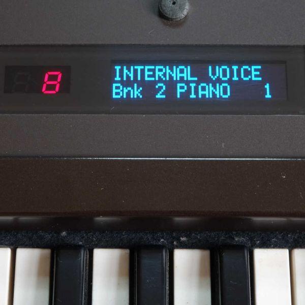 Yamaha DX7 OLED Display NEU LCD Ersatz