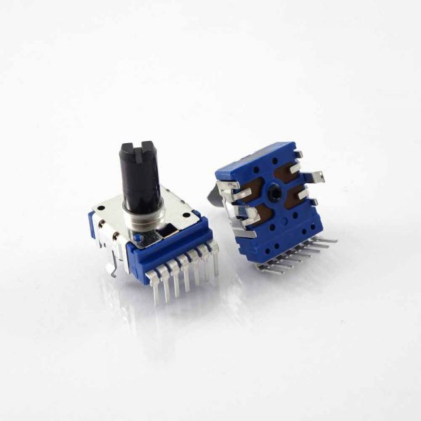 Stereo Volume Potentiometer 14mm