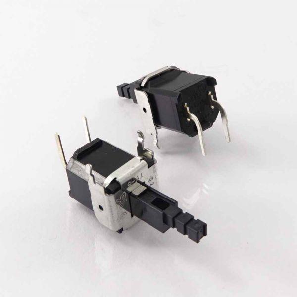 Netzschalter, einpolig AUS, 5A / 250VAC Print