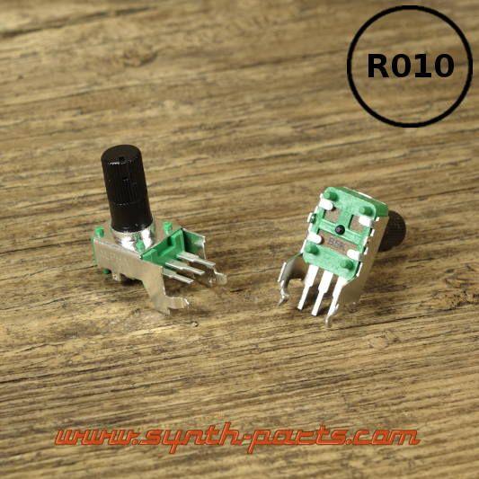 Poti für LCD Kontrast L=20 B5K