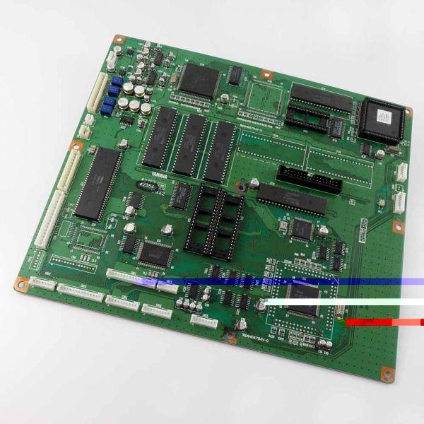 Mainboard Yamaha CVP-85 geprüft mit Gewährleistung