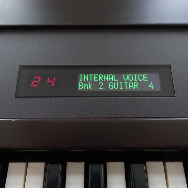 OLED Display Yamaha DX7 Grün