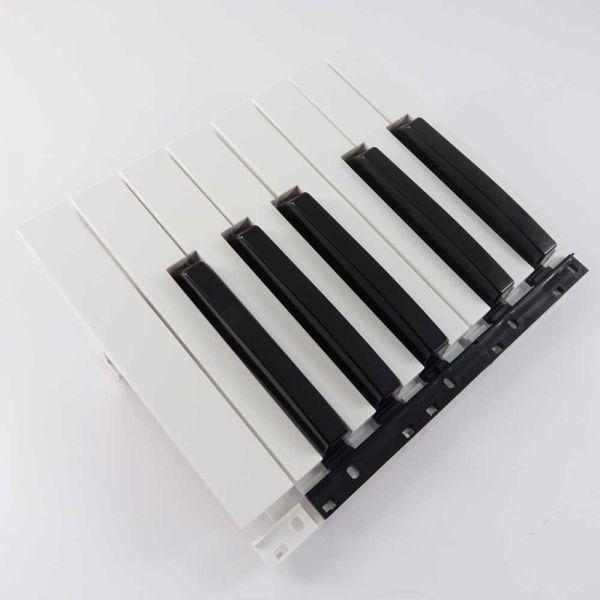 Tasten für Technics Keyboard Reinweiß