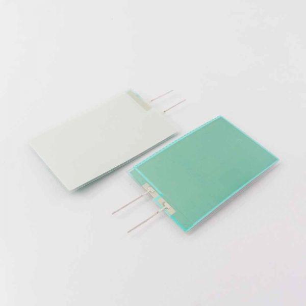 Leuchtfolie, 41 x 67 mm für Casio VZ-1, VZ-10