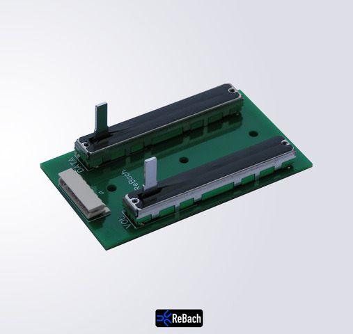 Slider PCB Kurzweil K2000