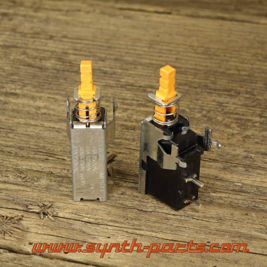 Netzschalter einpolig AUS, 4A / 250VAC Print SDDLD12200