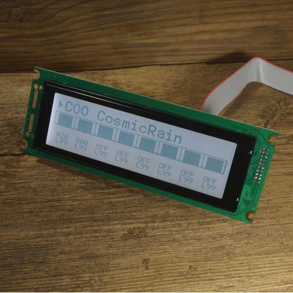LCD Display weiß mit Kabel für Kawai K5000
