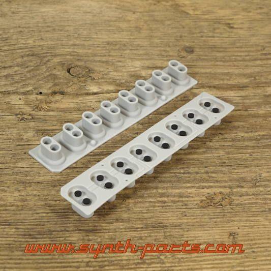 Kontakgummi für Roland SK9 Tastatur 8 Kontakte