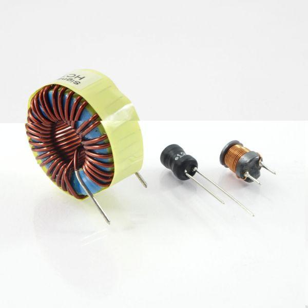 Spule 100uH 0,6A Radial