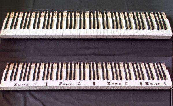 Hammer für Roland PHA Tastatur