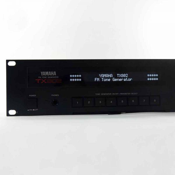 Neu OLED Display Yamaha TX802 weiß