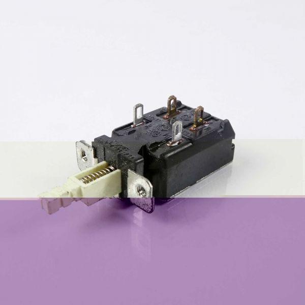 Netzschalter zweipolig, 5A / 250VAC, Lötanschluß