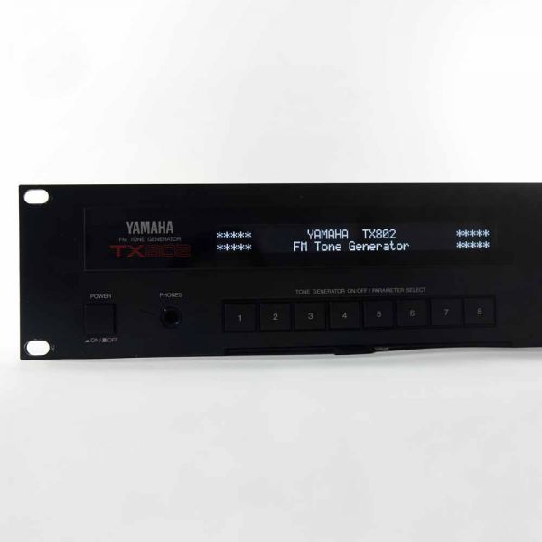 OLED Display Yamaha TX802