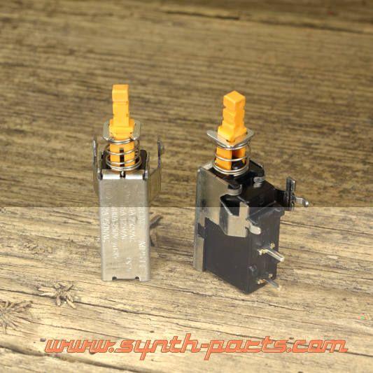 Netzschalter einpolig AUS, 4A / 250VAC für Platinenmontage SDDLD12200