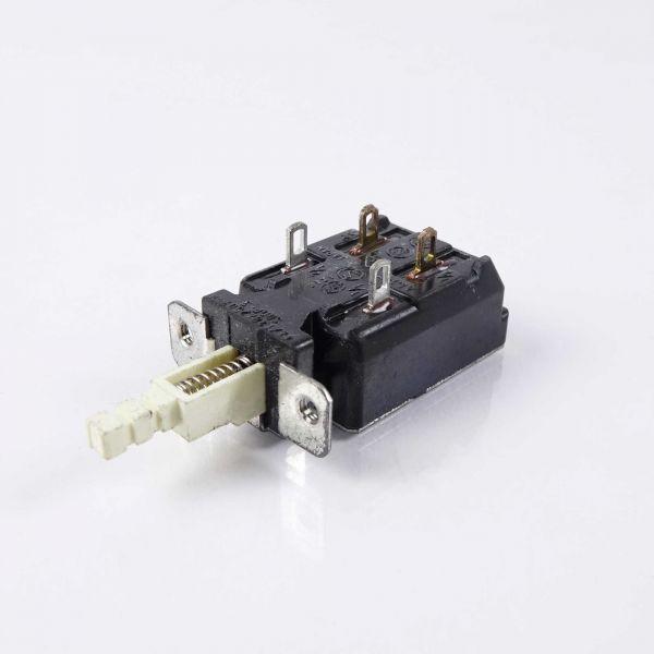 Netzschalter zweipolig, 5A / 250VAC, Print