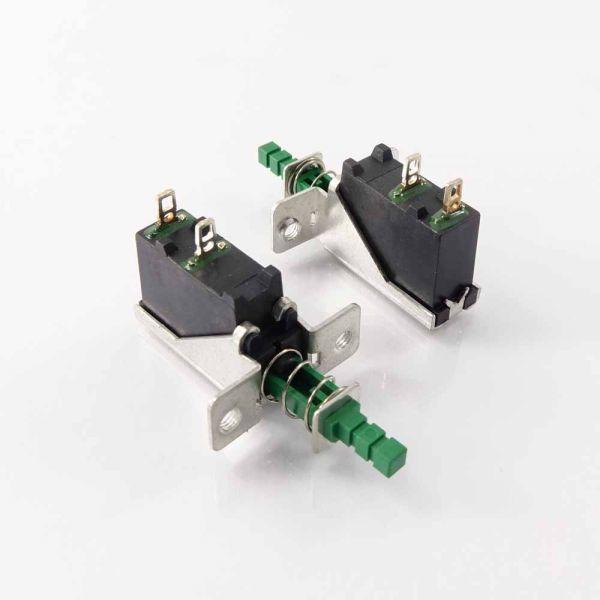 Netzschalter einpolig AUS, 5A / 250VAC mit Lötanschluß SDDLD10900