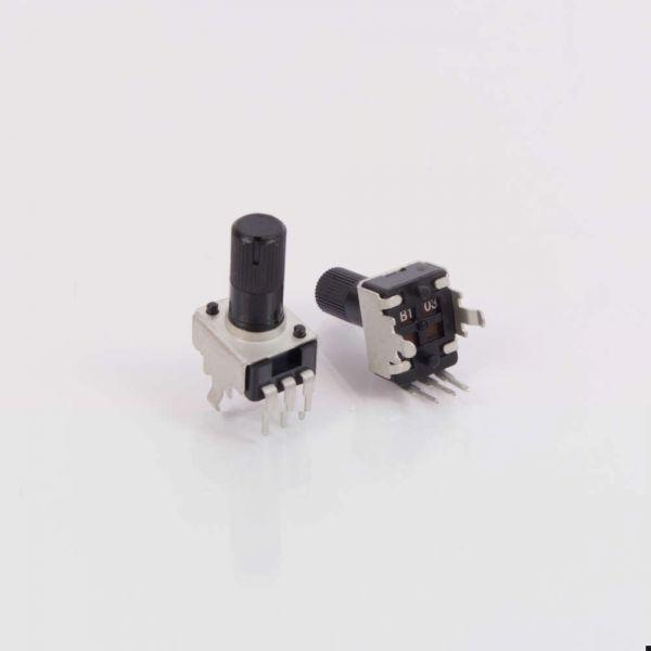 Potentiometer für LCD Kontrast L=20mm
