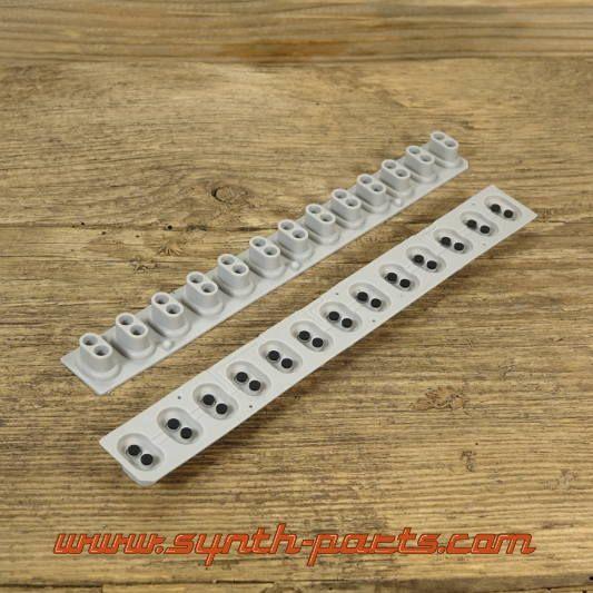 Kontakgummi für Roland SK9 Tastatur 13 Kontakte