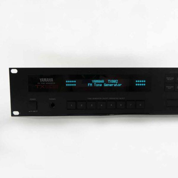Neu OLED Display Yamaha TX802 BLAU