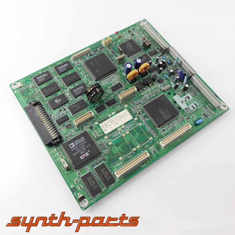 Mainboard QJBG2320 for Technics KN6000, tested with 1 year warranty
