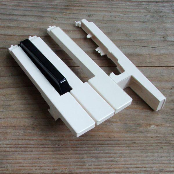 Tasten und Ersatzteile für Yamaha C61KG Tastatur