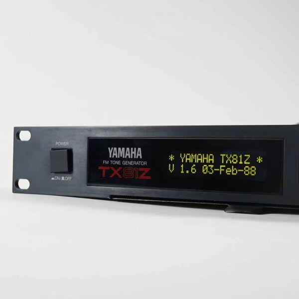 OLED Display Yamaha TX81