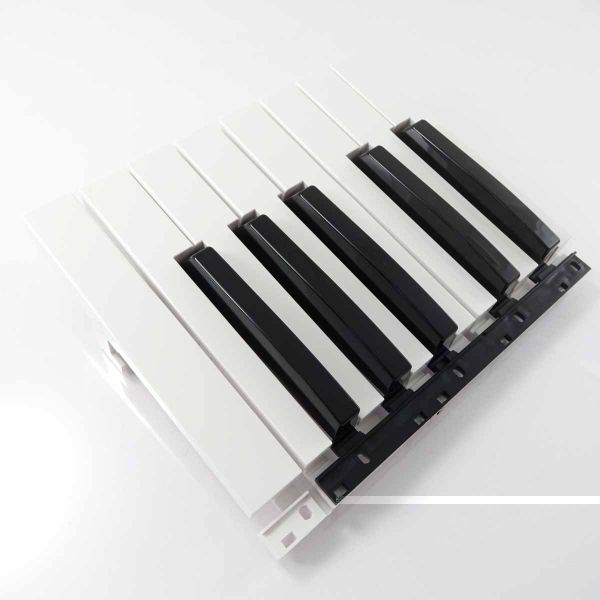 Tasten für Korg Pa900 gewichtet weiß