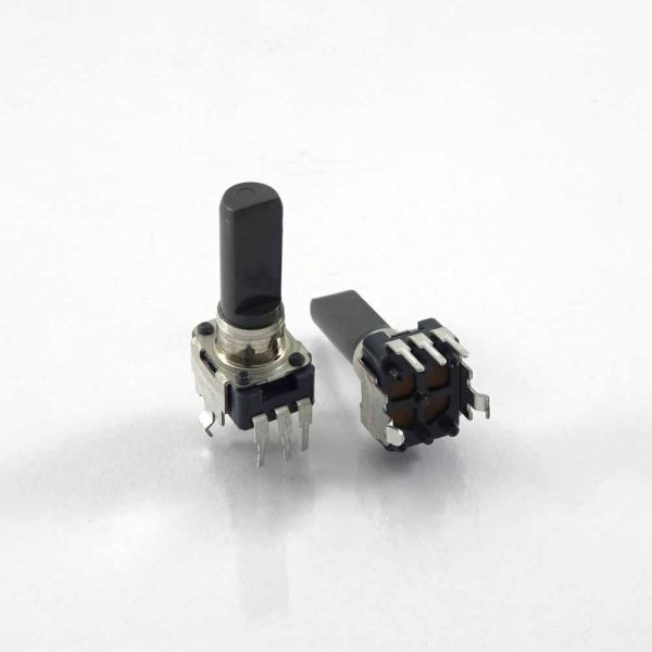 Potentiometer vertikal 09D 10k Center