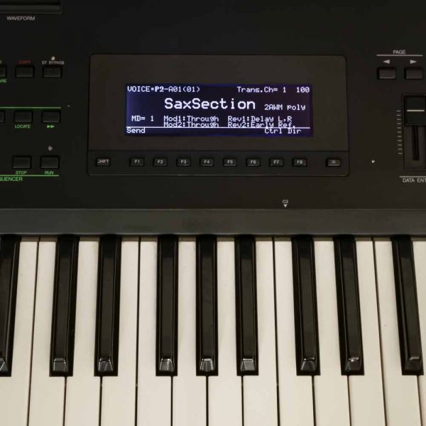 LCD Display 5005, Schwarz SY99