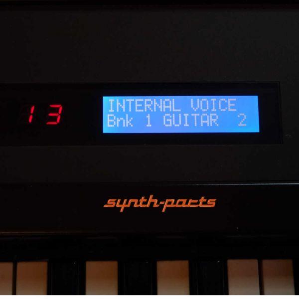 Yamaha DX7 LCD Display Neu