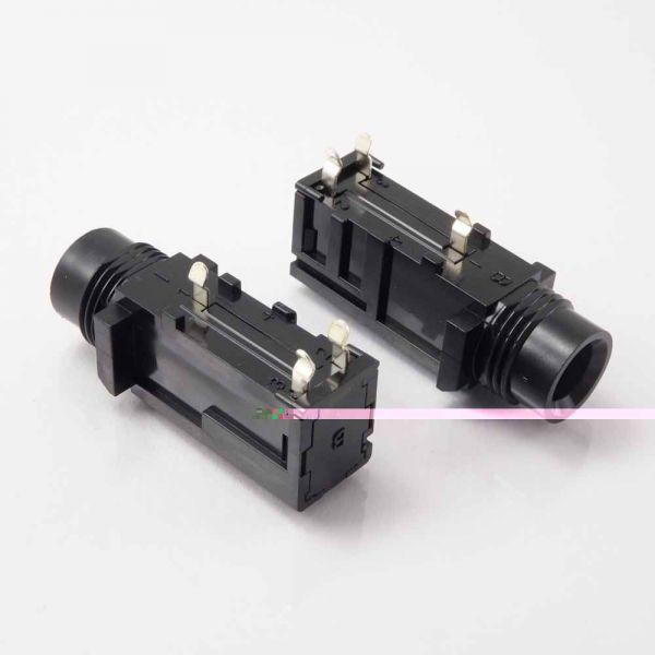 YKB21-5010 - 6,3 mm Klinkenbuchse Print Stereo